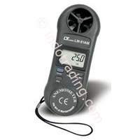 Anemometer Lutron Lm-81Am 1