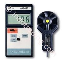 Anemometer + Lutron Am-4201 1