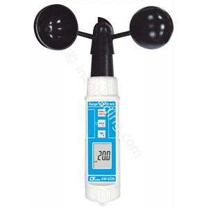 Lutron Am-4220 Cup Anemometer
