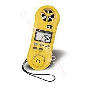 Lutron Lm-81At Anemometer + Temperature