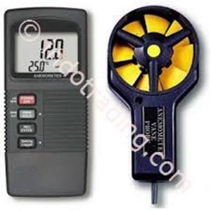 Lutron Am-4210 Anemometer + Tipe K-J Temp