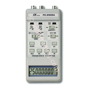 Lutron Fc-2500A Frequency Counter