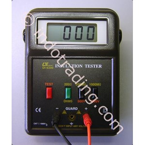 Milliohm Meter Lutron Di-6200 Insulation Tester