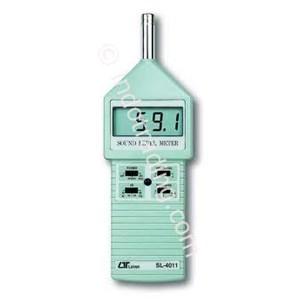 Alat Pengukur Intensitas Kebisingan Lutron Sl-4011