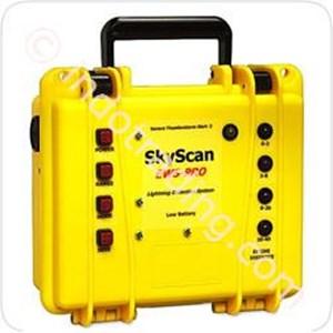 Detektor Petir Ews-Pro Portabel