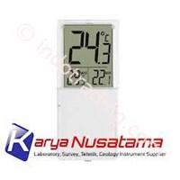 Tfa 30.1030 Vista Window Thermometer 1