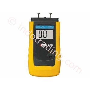 Victor 2Gb Lcd Intelligent Paper Moisture Tester