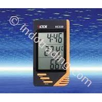 Victor Vc330 Indoor Thermo-Hygrometer 1