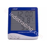 Victor Vc230a Indoor Thermo-Hygrometer 1