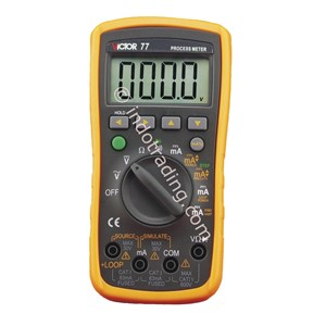 Victor 77 Digital Multimeter