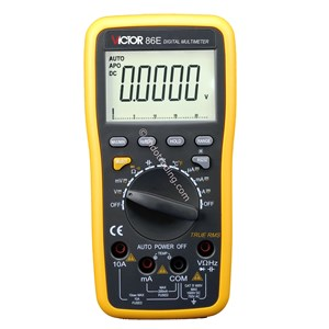 Multimeter Digital Victor 86E