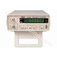 Frequency Counter Victor Vc2000 1