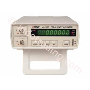 Frequency Counter Victor Vc2000