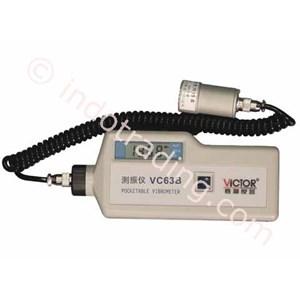 Vibrometer Victor Vc63b