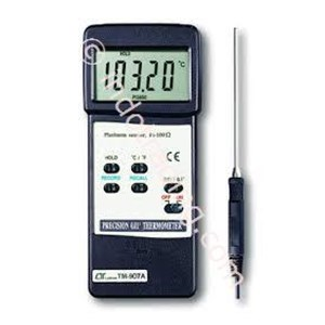 Lutron Tm-907A Precision Thermometer