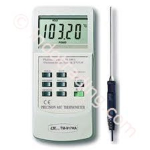 Lutron Tm-917Ha Precision Thermometer