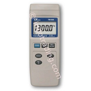 Lutron Tm-936 Thermometer 2In 1