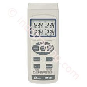 Lutron Tm-946 4-Channel Thermometer