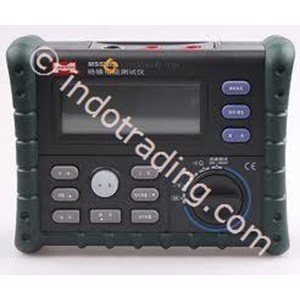 Mastech Ms5205 Digital Insulation Tester