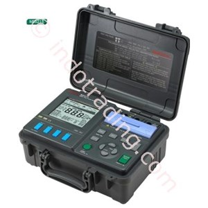 High Voltage Digital Insulation Tester Mastech Ms5215
