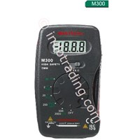 Mastech M300 Digital Multimeter  1