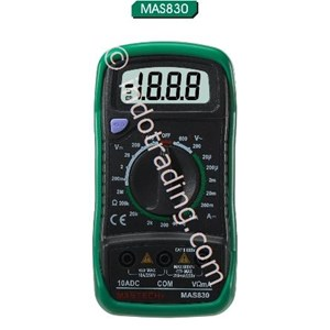 Mastech Mas830b Digital Multimeter
