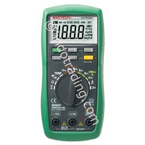 Mastech Ms6231 Autoranging Digital Multimeter