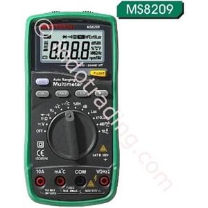 Mastech Ms8209 Autoranging Digital Multimeter With Environmental Tester