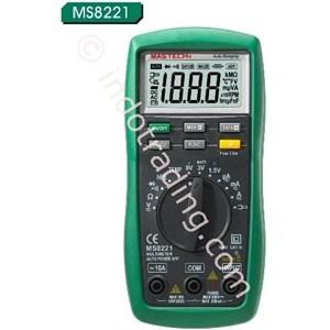 Mastech Ms8221a Digital Multimeter