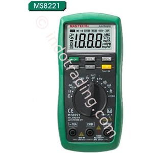 Mastech Ms8221d Digital Multimeter