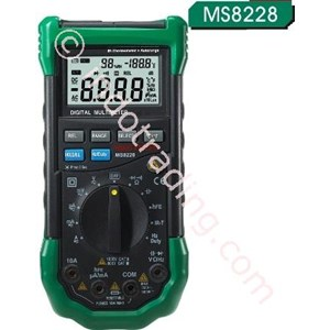 Mastech Ms8228 Multimeter With Infrared Thermometer