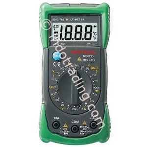 Mastech Ms8233a Digital Multimeter