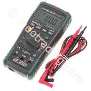 Mastech Ms8236 Multimeter With Lan-Tone-Phone Tester