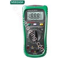 Mastech Ms8260f Autoranging Digital Multimeter With Ncv  1
