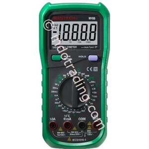 Mastech My65 Digital Multimeter