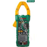 Mastech Ms2015a Digital Ac Clamp Meter With Ncv  1