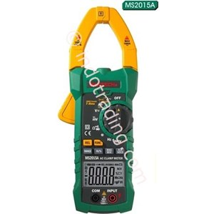 Mastech Ms2015a Digital Ac Clamp Meter With Ncv