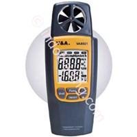 VA8021 Humidity Temperature And Vane Anemometer 1