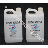 EPOXY MORTAR SCG 50