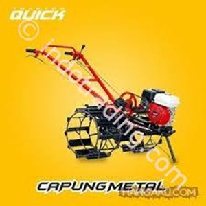Traktor Capung Metal