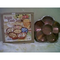 Toples Kue Kering Candy Tray Mika