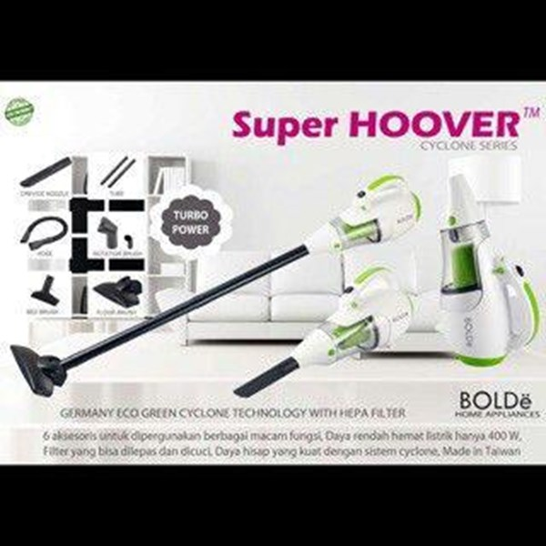 Vacuum Cleaner Super Hoover Cyclone Series Bolde