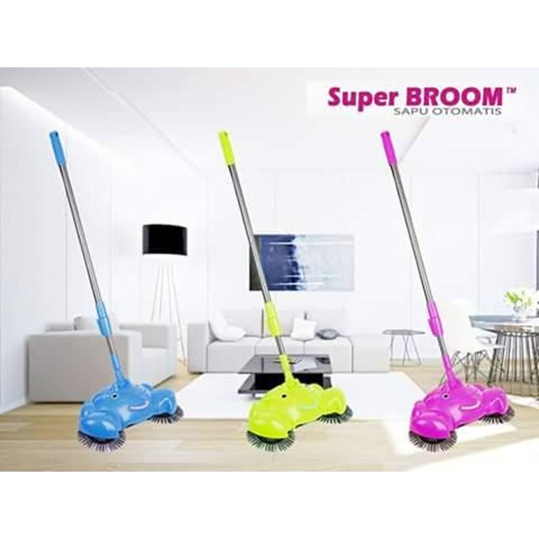 Super Broom Bolde
