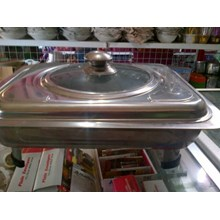 Super Pan With Stove Deep Soup Bowl Prasmanan Stainless Steel