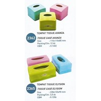 Dari Kotak Tempat Tissue Tisu Plastik Promosi Hadiah Iklan Kedai Warung Kopi Restoran Depot 2