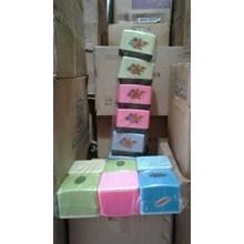 Kotak Tempat Tissue Tisu Plastik Promosi Hadiah Iklan Kedai Warung Kopi Restoran Depot