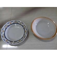 Piring Keramik Prasmanan Sango Lucky Dynasty Lilia Hokee