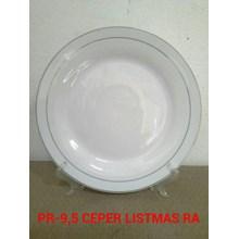 Piring Keramik Prasmanan Sango