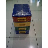 Buy Plastic Drawer Filing Cabinets 4