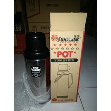 Thermos Air Panas Vacuum Flask